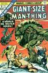 Giant-Size Man-Thing #3 comic books for sale