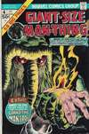 Giant-Size Man-Thing #4 comic books for sale