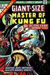 Giant-Size Master of Kung Fu #2 comic books for sale