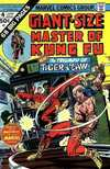 Giant-Size Master of Kung Fu #4 Comic Books - Covers, Scans, Photos  in Giant-Size Master of Kung Fu Comic Books - Covers, Scans, Gallery