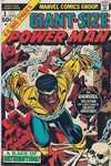Giant-Size Power Man comic books