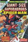 Giant-Size Super-Heroes Featuring Spider-Man comic books