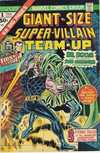 Giant-Size Super-Villain Team-Up Comic Books. Giant-Size Super-Villain Team-Up Comics.