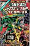 Giant-Size Super-Villain Team-Up #2 comic books for sale