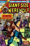 Giant-Size Werewolf comic books