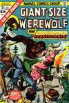 Giant-Size Werewolf #3 comic books for sale