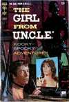 Girl From U.N.C.L.E. #5 comic books for sale