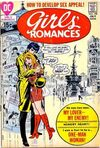 Girls' Romances #158 comic books for sale