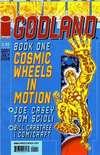 Godland comic books