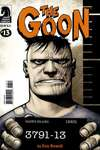 Goon #13 comic books for sale