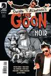Goon: Noir #1 comic books for sale