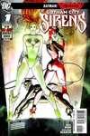 Gotham City Sirens comic books