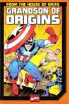 Grandson of Origins of Marvel Comics comic books