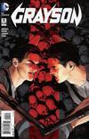 Grayson #11 comic books for sale