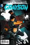 Grayson #18 comic books for sale