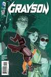 Grayson #19 comic books for sale