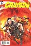 Grayson #20 comic books for sale