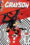 Grayson #3 comic books for sale