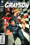 Grayson #4 comic books for sale