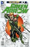 Green Arrow #0 comic books for sale