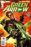 Green Arrow comic books