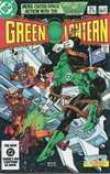Green Lantern #168 comic books for sale