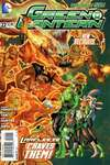 Green Lantern #22 comic books for sale