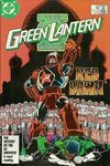 Green Lantern Corps #209 comic books for sale