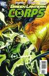 Green Lantern Corps #9 comic books for sale