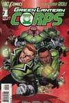 Green Lantern Corps #1 comic books for sale