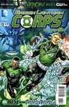 Green Lantern Corps #13 comic books for sale
