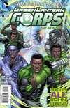 Green Lantern Corps #18 comic books for sale