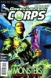 Green Lantern Corps #21 comic books for sale