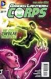 Green Lantern Corps #23 comic books for sale