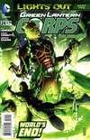 Green Lantern Corps #24 comic books for sale