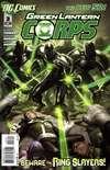 Green Lantern Corps #3 comic books for sale
