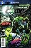 Green Lantern Corps #7 comic books for sale