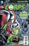 Green Lantern Corps #8 comic books for sale