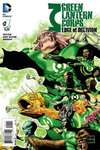 Green Lantern Corps: Edge of Oblivion comic books