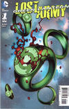 Green Lantern: Lost Army #1 comic books for sale
