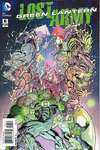 Green Lantern: Lost Army #6 comic books for sale