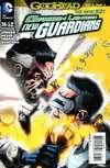 Green Lantern: New Guardians #36 comic books for sale