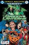 Green Lanterns #8 comic books for sale