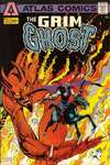 Grim Ghost comic books