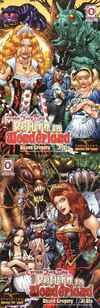Grimm Fairy Tales: Return to Wonderland comic books