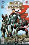 Grimm Fairy Tales presents Realm Knights #2015 comic books for sale