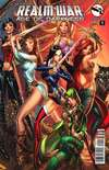 Grimm Fairy Tales presents Realm War Age of Darkness Comic Books. Grimm Fairy Tales presents Realm War Age of Darkness Comics.