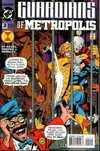 Guardians of Metropolis #2 comic books for sale