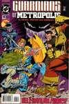 Guardians of Metropolis #4 comic books for sale