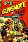 Gunsmoke comic books